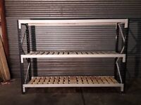 Link51 Pallet Racking (New Frames and 2nd Hand Beams) Excellent Condition