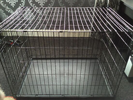 Large Dog cage - Nearly New!