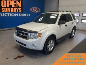 2012 Ford Escape XLT, LEATHER, ROOF! ONLY 45954KM!