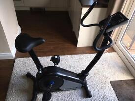 Roger Black exercise bike.