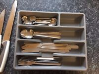 Cutlery. Great condition. Must go!