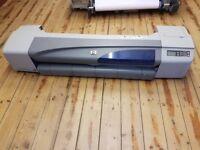 Hp large format printer model C7770F