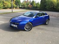 Immaculate Alfa Romeo Brera 2.0 JTDM | 52 mpg | 1 of only 24 | Looks & Drives Superb