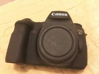 Canon 6D Full Frame Body Only - Mint Condition