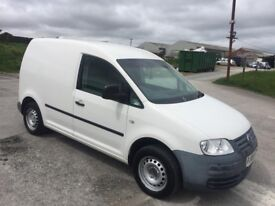 2008 VOLKSWAGEN CADDY SDi Diesel Manual L.C.V.l