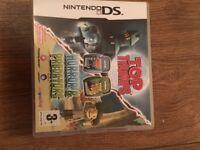 Nintendo DS top trumps game.