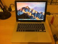 Macbook Pro 13inch, Late 2011, Core i5