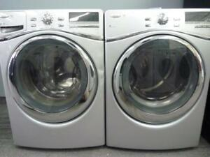 233- Laveuse Sécheuse  Frontales WHIRLPOOL DUET STEAM   Frontload Washer Dryer