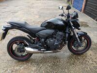 Honda Hornet CB 600cc FA, 1 Owner, Low Mileage,