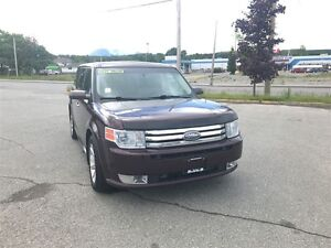 2011 Ford Flex SEL A/C, Cruise, Keyless entry
