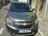 2011 Reg CHEVROLET orlando 1998cc LTVCDI auto7 seats, good and reliable family car.Price£5900 ono.