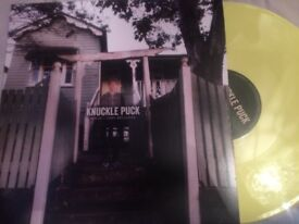 Knuckle puck vinyl