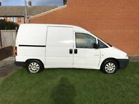 Citroen dispatch 1.9d 52 plate FULL MOT