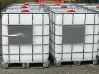 IBC's for sale