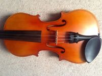 Stringers Edinburgh Student Violin 4/4
