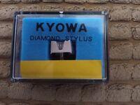 NEW KYOWA DIAMOND STYLUS MADE IN JAPAN FOR STANTON 500A 500AA 500AL 500AL Mk2 500E CARTRIDGE