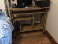 Computer desk £5