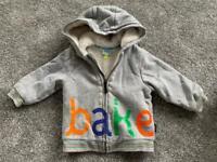 Ted Baker boys hooded jacket 9-12 months