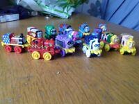 Thomas tank supethero minis
