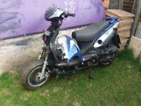 Pit bike.moped spares or repair.
