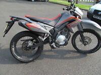 Malaguti XTM 124cc MalagutiX3M 125 / Yamaha X125