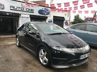 Honda Civic type s long mot full service history one owner from new