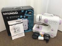 Hyundai 8 Stitch Portable Sewing Machine