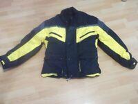 Frank Thomas Goretex motorcycle jacket for sale.