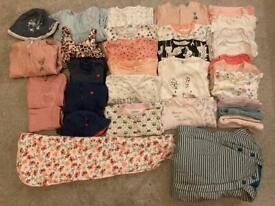 0/3 girls bundle