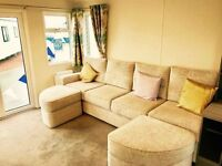 😀😀DG & CH Caravan with front opening doors at sandy bay - payment options available😀😀