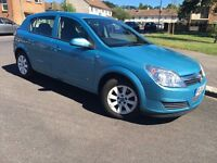 2005 Vauxhall Astra, 1.7 Diesel, MOT until February, amazing outside and inside!