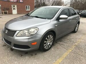 2011 Suzuki Kizashi SE - SAFETY & WARRANTY INCL