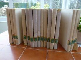 illustrated encyclopaedias of the animal kingdom 16 volumes