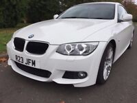 BMW 318i M Sport Coupe (2011)