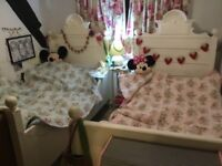 Beautiful new single bed quilts vintage style by Greengate