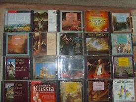 JOB LOT CLASSICAL CD S