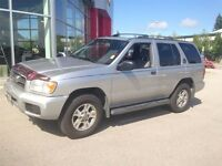 2002 Nissan Pathfinder Chilkoot Edition (A4)