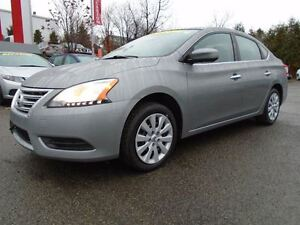 2014 Nissan Sentra S SIEGES CHAUFFANTS BLUETOOTH