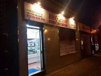 Indian Takeaway For Sale In Coatbridge!!! Busy location with alot of passing trade!