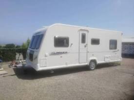 Bailey Pegasus 524 Caravan 2010