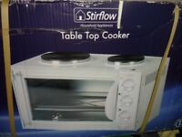 Stirflow Table Top Cooker BNIB
