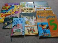 10 children's books bundle