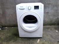 Samsung condenser tumble dryer with heat pump technology very good condition