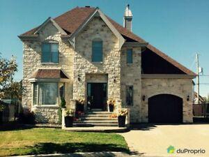 599 000$ - Maison 2 étages à vendre à Terrebonne (Lachenaie)