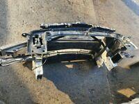Pre facelift BMW 1 series F20 Slam panel crash bar front bumper reinforcer 2011 - 2015