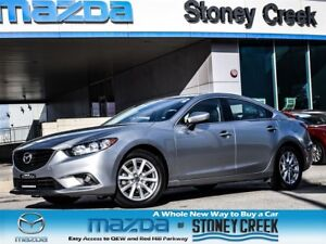 2014 Mazda MAZDA6 GS Auto Heated NAV Cruise SUN Alloy B/UP CAM B
