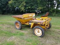 Sanderson/winget hydro tip electric start dumper