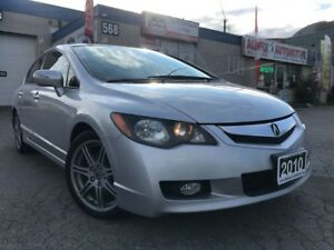 2010 Acura CSX Type S_Navi_Bluetooth_Leather_Sunroof