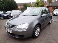 Volkswagen Golf 1.9 TDI Match 5dr, 2007 (07 reg) grey, diesel, hpi clear, bargain