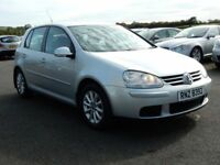 2008 Volkswagen golf 1.9tdi match, motd august 2019 new clutch and flywheel just fitted